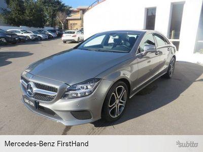 usata Mercedes CLS220 - Classe CLS (X/C218) -BlueTEC Sport
