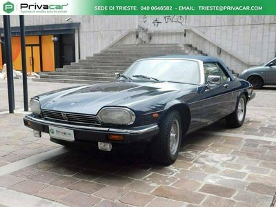 usata Jaguar XJ -SC cat Convertible