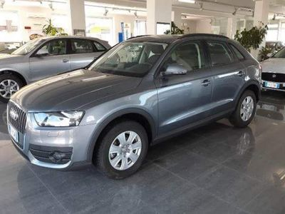 used Audi Q3 2.0 tdi 140 cv business