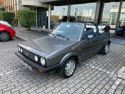 usata VW Golf Cabriolet I 1800i 1.8 110cv 1987