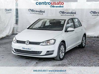 usata VW Golf VII 2013 1.6 tdi (btdi) Comfortline 110cv 5p