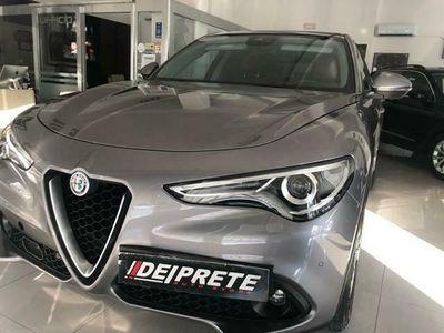 usata Alfa Romeo Stelvio 2.2 Turbodiesel 210 CV AT8 Q4 Tetto