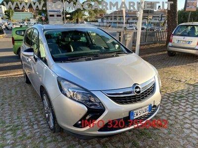 usata Opel Zafira 2.0 CDTi 165CV aut. 7POSTI Cosmo KMCERTIF AZIEN
