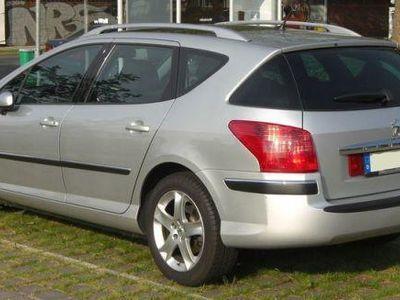second-hand Peugeot 407 1.6 HDi SW Premium Mix