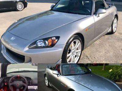 usata Honda S 2000 S 2000 AP2 2.2 Lt 2005Japan to Canada to Italy