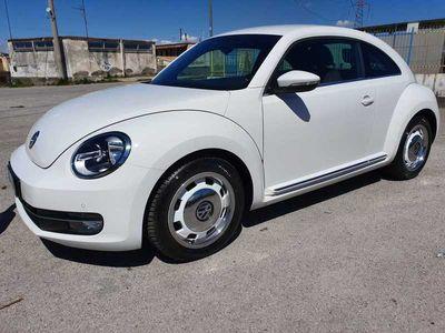 used VW Maggiolino 2.0 TDI 150 CV DSG BlueMotion Tech. Sport nuova a Pozzuoli