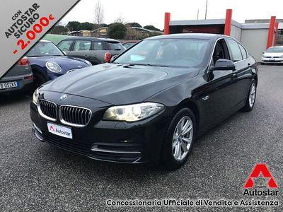 używany BMW 520 d Business aut.
