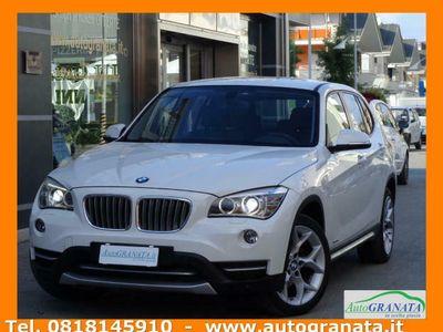 usata BMW X1 X-DRIVE 18D X-LINE NAVI+XENON+PELLE