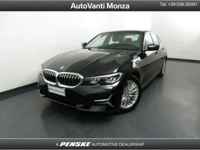 usata BMW 320 Serie 3 d Luxury del 2019 usata a Monza