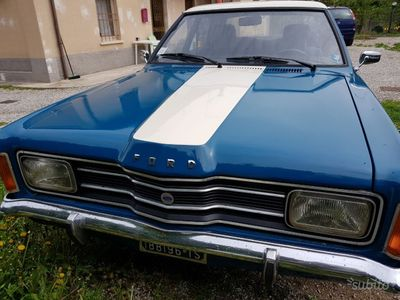 brugt Ford Taunus (1970-1982) - Anni 70