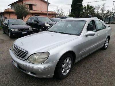 usata Mercedes S320 CDI