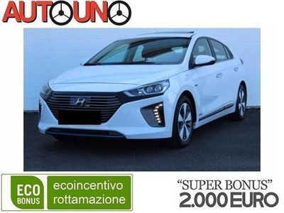 begagnad Hyundai Ioniq 1.6 Plug-in Hybrid DCT Style + Tetto apribile