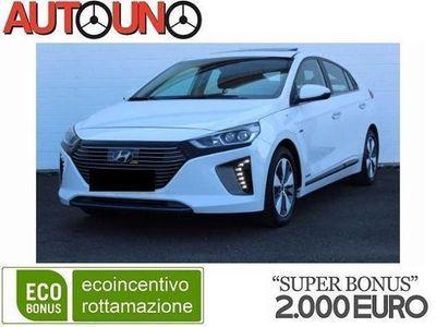 used Hyundai Ioniq 1.6 Plug-in Hybrid DCT Style + Tetto apribile