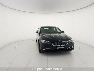 usata BMW 525 Serie 5 Touring Serie 5 F11 Touring d touring xdrive Luxury auto E6