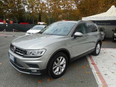 usata VW Tiguan 1.4 TSI 150 CV DSG Advanced ACT B