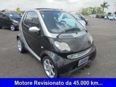 usata Smart ForTwo Cabrio 800 passion n°11