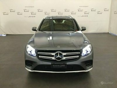 usata Mercedes GLC350 d Premium 4matic auto