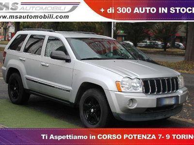 usata Jeep Grand Cherokee 3.0 CRD DPF Limited*Navi*Pelle*Automatico*Unicopr