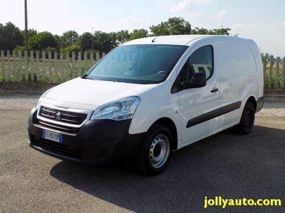 usata Peugeot Partner BlueHDi 100 L2 Furgone PASSO LUNGO