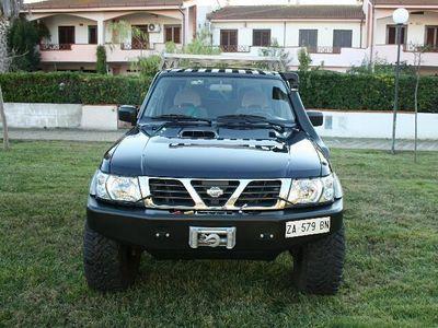 usata Nissan Patrol GR 2.8 TD 3p. SE OMOLOGATO