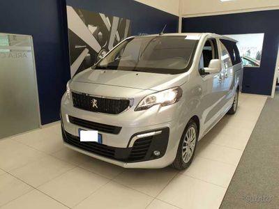 usata Peugeot Traveller BlueHDi 180 S&S EAT6 Long Bu