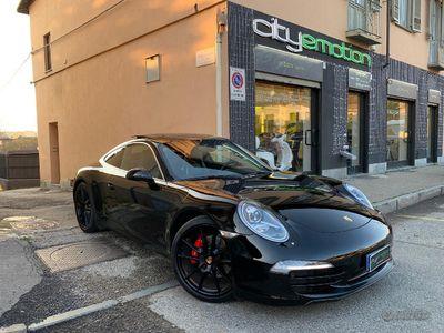 usata Porsche 911 TETTO, BOOK SERVICE, CHRONO, SCARICH