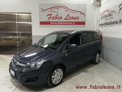 usata Opel Zafira 1.6 16V ecoM 150CV Turbo Edition