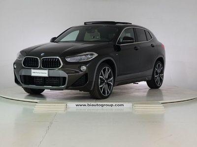 used BMW X2 sDrive18d Msport-X nuova a Settimo Torinese