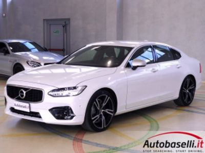 used Volvo S90 2.0 D5 AWD GEARTRONIC R-DESIGN