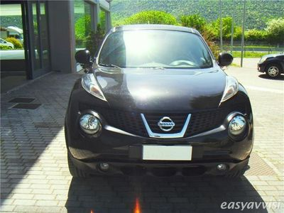 usado Nissan Juke 1.6 DIG-T 190 MCVT 4WD Tekna