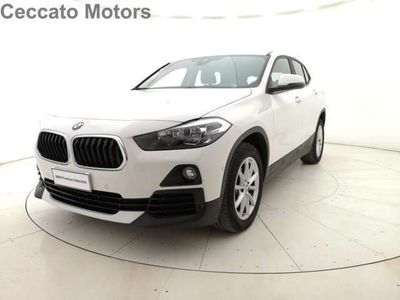 usata BMW X2 xDrive 20d Advantage