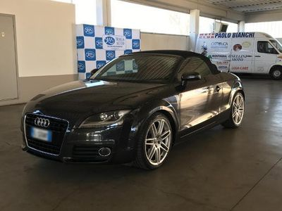 usata Audi TT Roadster 2.0 TFSI S tronic Advanced plus