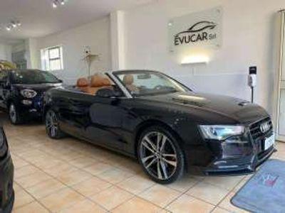 usata Audi A5 Cabriolet 2.0tdi 177cv Advanced Plus FINANZIABILE Diesel