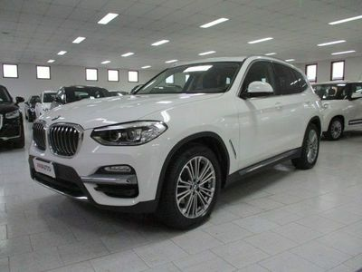 usata BMW X3 xDrive20d Luxury Automatico