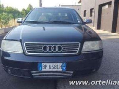 usata Audi A6 2.5 V6 TDI/180 CV cat Tiptr. Ad.e QUATTRO Diesel
