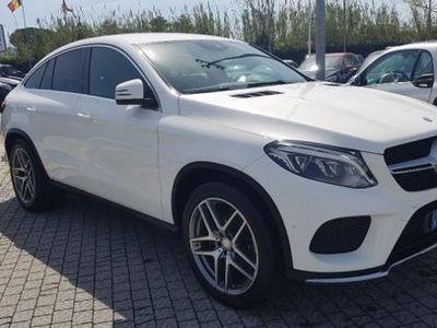 brugt Mercedes GLE350 d 4Matic Coupé Premium