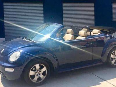 usata VW Beetle New1.4 16V Cabrio