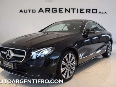 usata Mercedes E220 Auto Business Sport garanzia 24 mesi mercedes!!!