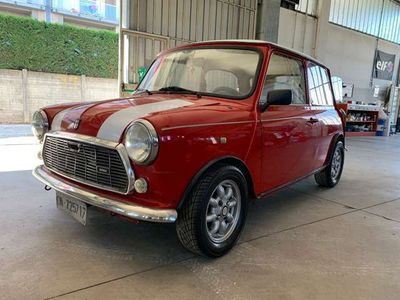 usata Austin Mini RED FLAME