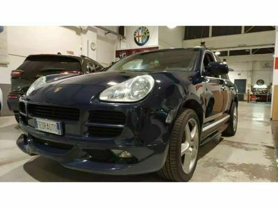 usata Porsche Cayenne 4.5 S V8 cat Tiptronic VOLENDO GPL