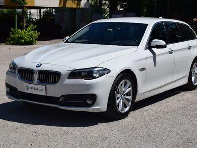 begagnad BMW 518 d Touring Business aut.