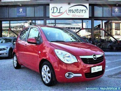 usata Opel Agila 1.3 CDTI 75CV Enjoy CON ROTTAMAZIONE rif. 14946591