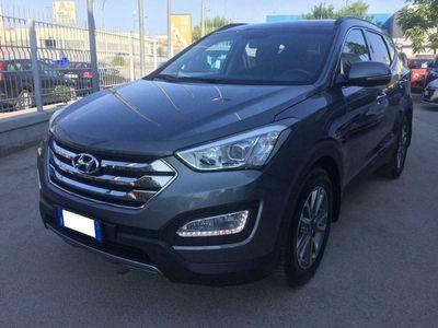 brugt Hyundai Santa Fe 2.2 CRDi 200CV 4WD A/T Style 2014 160.000KM - MP MOTO