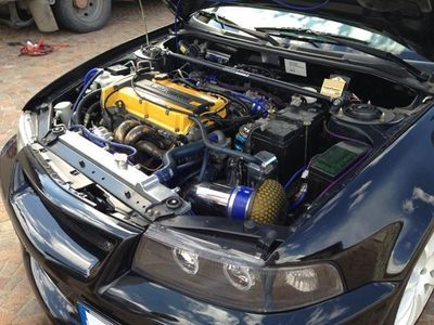 usata Mitsubishi Carisma 2.0i 16V cat 4p. 4WD GT Evolution VI RS
