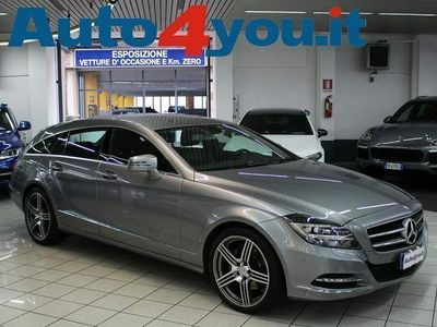 "usata Mercedes CLS250 CDI SW BlueEFFICIENCY ""Pelle-Navi-Pdc-Led"""