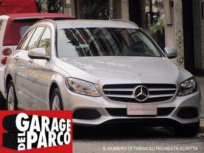 usata Mercedes C200 CDI BlueTEC SW EXECUTIVE NAVI