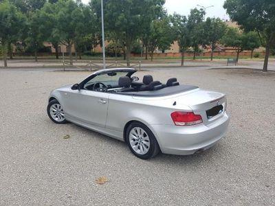 gebraucht BMW 118 Cabriolet Serie 1 Cabrio(E88) 2.0 143CV Futura
