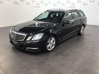 usata Mercedes 220 Classe E SWcdi BE Elegance