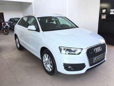 usata Audi Q3 2.0 TDI 150 CV quattro S tronic editi