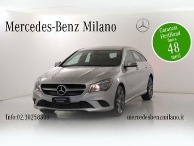 usata Mercedes CLA200 CDI Automatic Business del 2016 usata a Milano